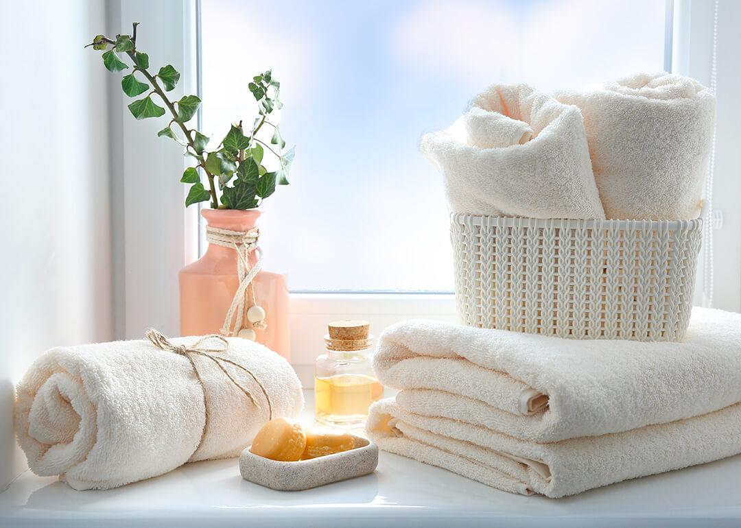 Tessuti per il bagno